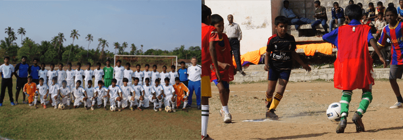 Ozone Football Academy In Bangalore