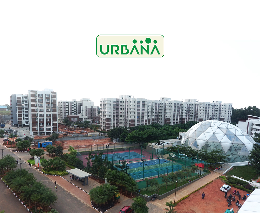 Image Of Ozone Urbana | Image Of New Apartment in Bangalore