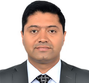 Nitin Pandey, President – Strategic Business
