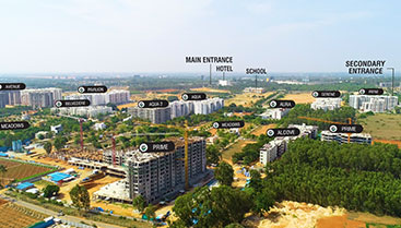 Image Of Ozone Urbana, New Residential Project In Devanahalli
