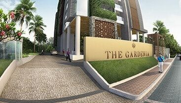 Image Of Luxury Apartments in Chennai