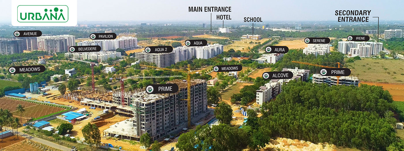 Apartments In Bangalore For Sale | New Apartment Projects In Bangalore