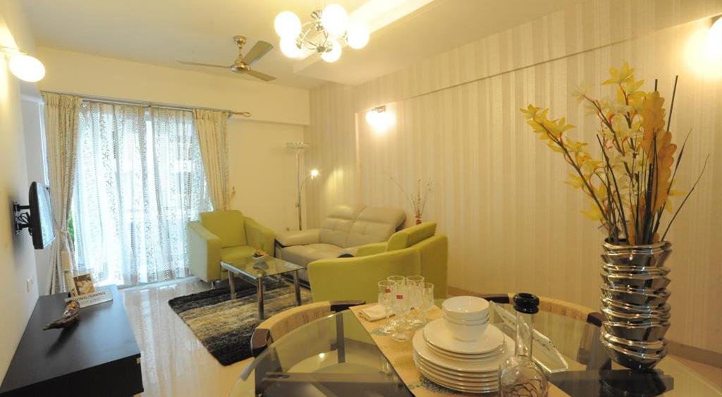 Ozone Urbana Aqua Model Flats In Bangalore - Luxury apartments in bangalore
