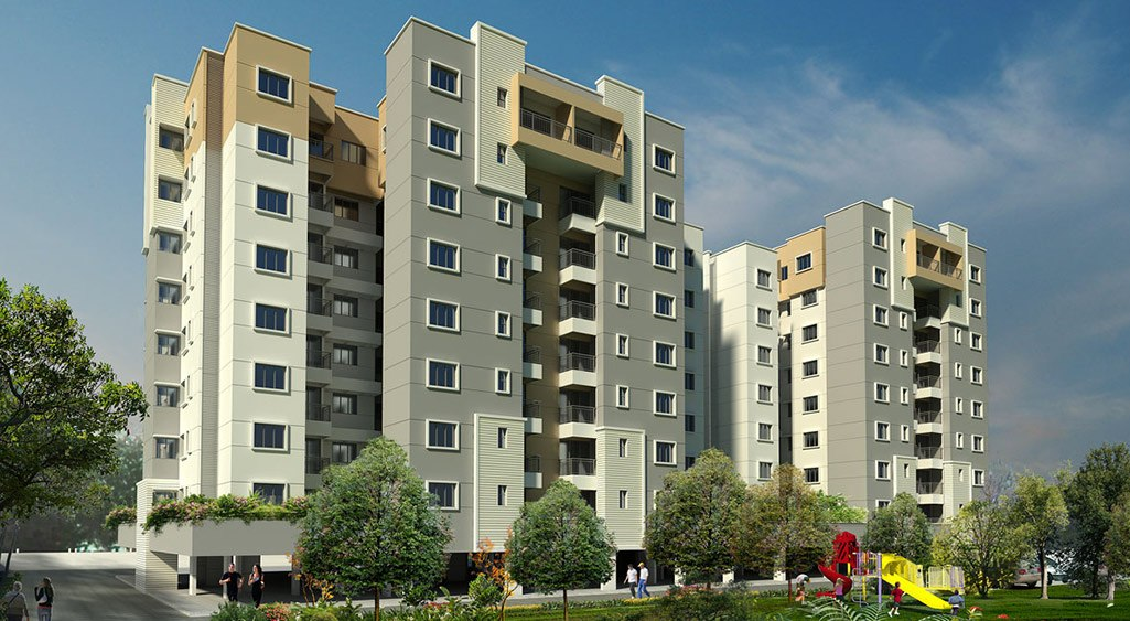 Ready To Move Apartments in Bangalore - Urbana Ozone Group